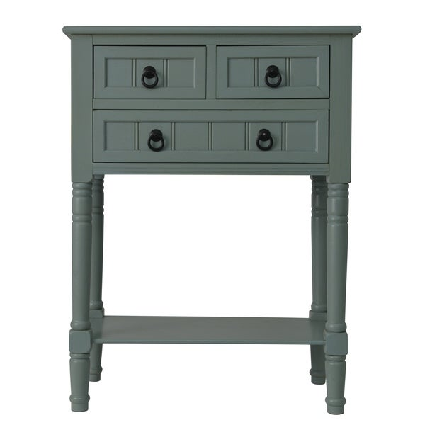 Merveilleux Simplify 3 Drawer Console Table