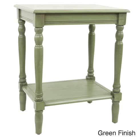 The Gray Barn Robert End Table
