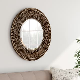Buy Round Mirrors Online At Overstock Our Best
