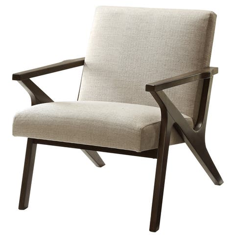Carson Carrington Karkkila Mid-century Accent Chair