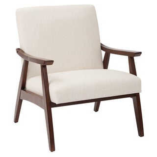 Buy White Mid Century Modern Living Room Chairs Online At Overstock