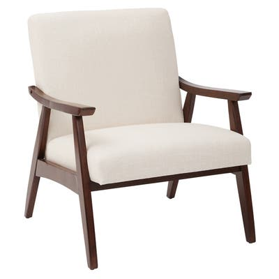 White Living Room Chairs | Shop Online at Overstock