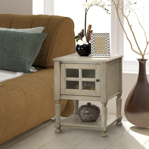 The Gray Barn Day Break Vintage Style Side Table