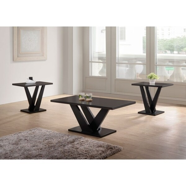 Shop Colton Coffee And Two End Table Set Free Shipping Today - Colton coffee table