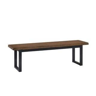 Westwater Metal/Wood Bench