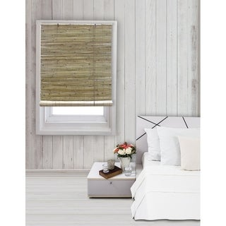 Radiance Laguna Natural Woven Bamboo Roll Up Shade (3 options available)