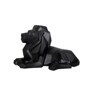 CDI Furniture Geometric Decorative Lion
