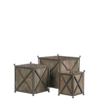 Framed Box Planter