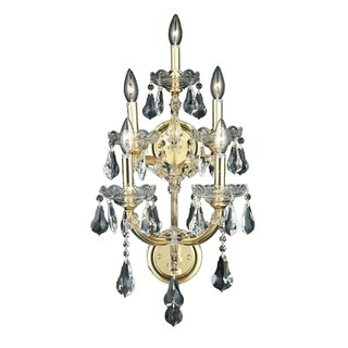 Fleur Illumination 5 light Gold Wall Sconce (4 options available)