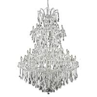 Fleur Illumination 61 light Chrome Chandelier