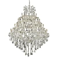 Fleur Illumination 49 light Chrome Chandelier