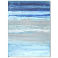 Norman Wyatt Home Glacier Cove Gallery Wrapped Canvas Art