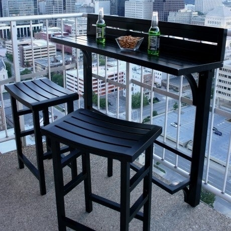 The Balcony Bar 3 Piece Furniture Free Shipping Today 20376092