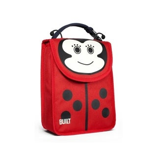Built Big Apple Buddies Insulated Lunch Sack Lafayette Ladybug