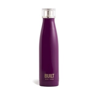 Built Perfect Seal 17-ounce Vacuum Insulated Bottle Purple