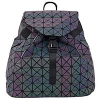 Draizee Rainbow Drawstring Backpack
