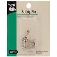 Dritz Safety Pins