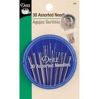 Dritz Assorted Hand Needles 30/Pkg