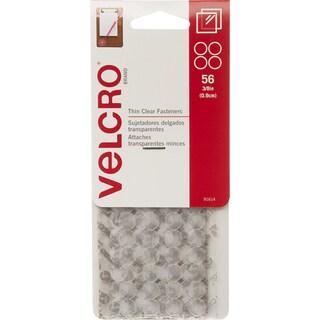 "VELCRO(R) Brand Thin Fasteners Dots 3/8"" 56/Pkg"