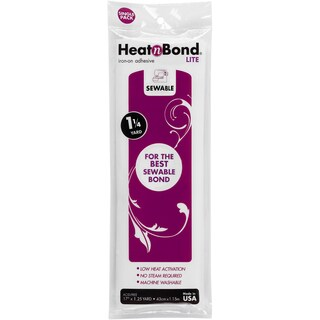 Thermoweb HeatnBond Lite Iron-On Adhesive