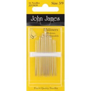 John James Milliners Hand Needles
