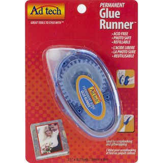 Permanent Glue Tape Runner