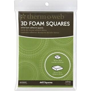 3D Foam Squares Combo Pack