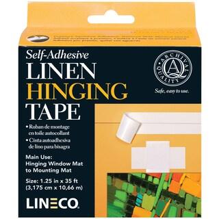 Self-Adhesive Linen Hinging Tape