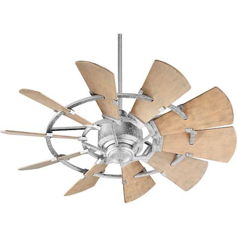 "Windmill 44"" Transitional Patio Ceiling Fan."