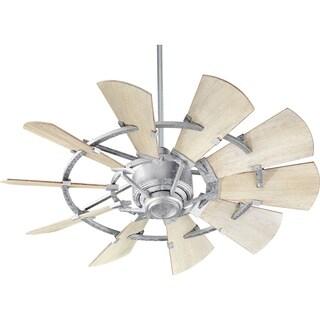 Windmill Wood 44-inch 10-blade Transitional Ceiling Fan