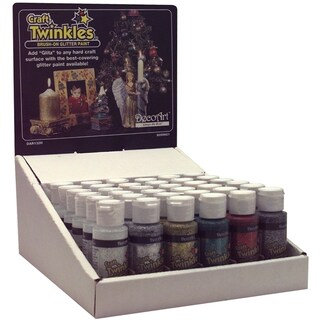 Craft Twinkles Glitter Paint 2oz