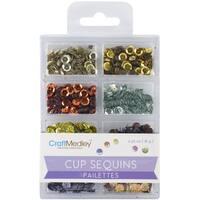 Cup Sequins 7mm .56oz