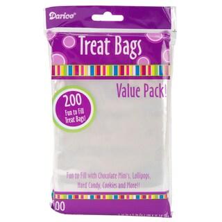 "Treat Bags 3.75""X6"" 200/Pkg"