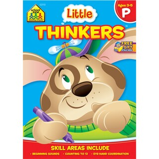 Preschool Workbooks
