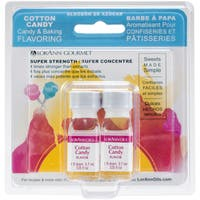 Candy & Baking Flavoring .125oz 2/Pkg