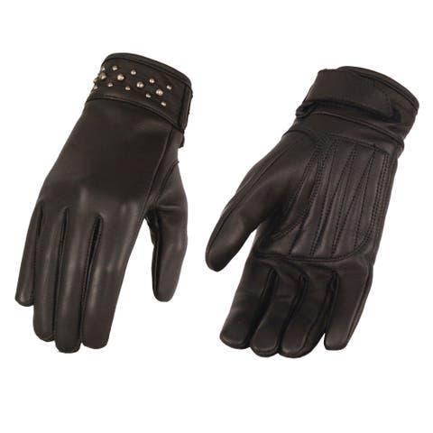 0657d24300022 Leather Gloves | Find Great Accessories Deals Shopping at Overstock