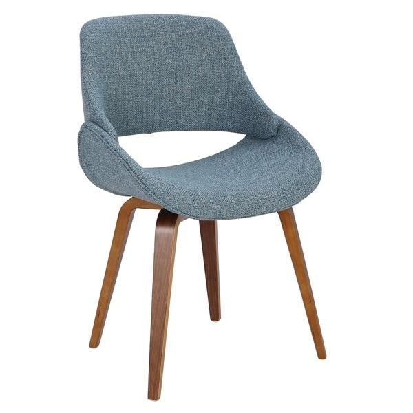 shop fabrico mid century modern cross frame bent wood chair set of
