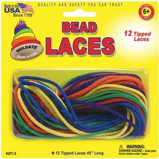 """Bead Laces 45"""" 12/Pkg"""
