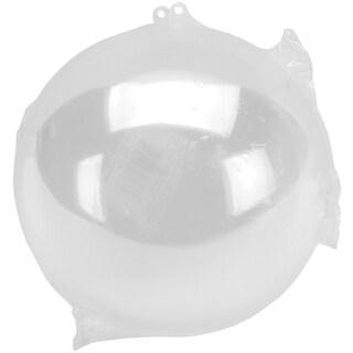 Plastic Hanging Ball Ornament 140mm