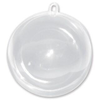 Plastic Hanging Ball Ornament 100mm