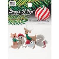 Dress It Up Holiday Embellishments