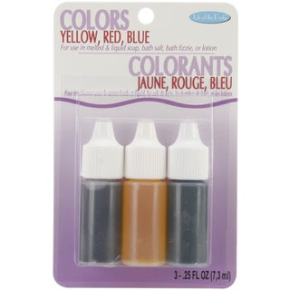 Colors .75oz 3/Pkg