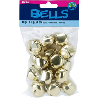 "Jingle Bells 1"" 18/Pkg"