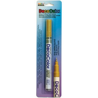 DecoColor Extra Fine Metallic Opaque Paint Marker