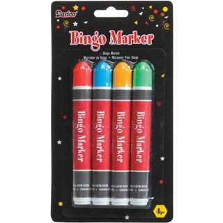 Bingo Markers 4/Pkg