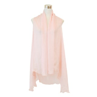 Le Nom Spring and Summer Chiffon Vest (5 options available)