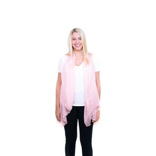 Le Nom Spring and Summer Chiffon Vest