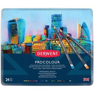 Derwent Procolour Pencils 24/Pkg