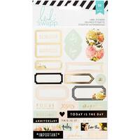 Heidi Swapp Memory Planner Labels 2/Sheets