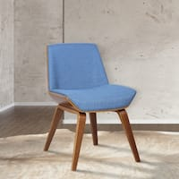 Armen Living Agi Mid-Century Side Chair